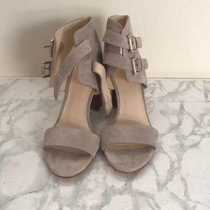 Nine West high heel sandals